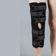 цена на Free Shipping Knee Brace Adjustable Hinged Knee Support Orthopedic Fixator Posture Corrector Patella Fracture Knee ProtectorD007