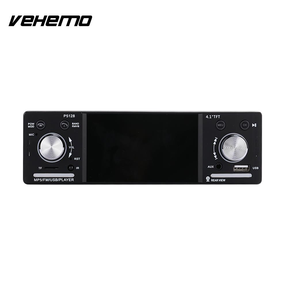 P5128 Premium Car MP5 Bluetooth Automobile Car Video Player Multi-Function Music Player MP5 Player vehemo gps navigation function audio car mp5 player mp5 video player flexible multimedia player automobile