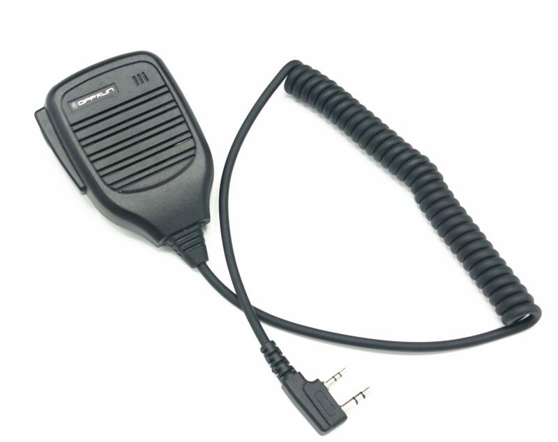 Lautsprecher mic fr baofeng uv5r plus uv5re plus uv-b6 bf888s bf666s