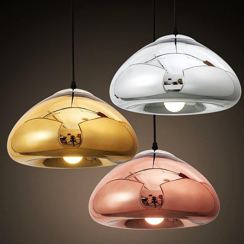 Ceiling Lights & Fans Reliable Dixon Led Pendant Lights Modern Glass Lava Tom Lustre Led Luminaire Hanging Lamp Pendant Lamp Living Room Deco Fixtures Louis