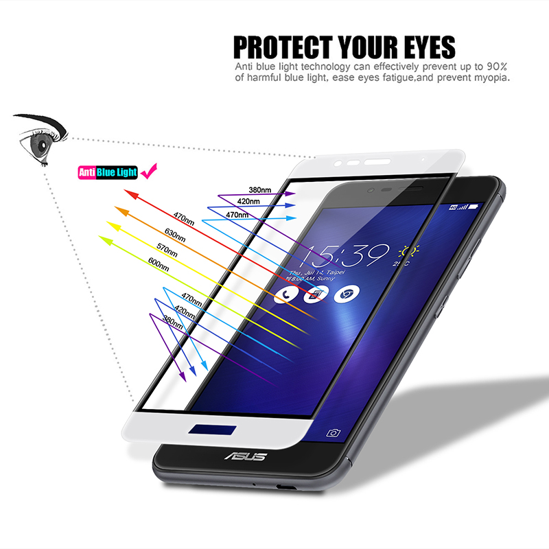 Easy to Install Super Clear and dura 50 PCS 0.26mm 9H 2.5D Tempered Glass Film for Huawei Y5 lite No Retail Package yf 2018