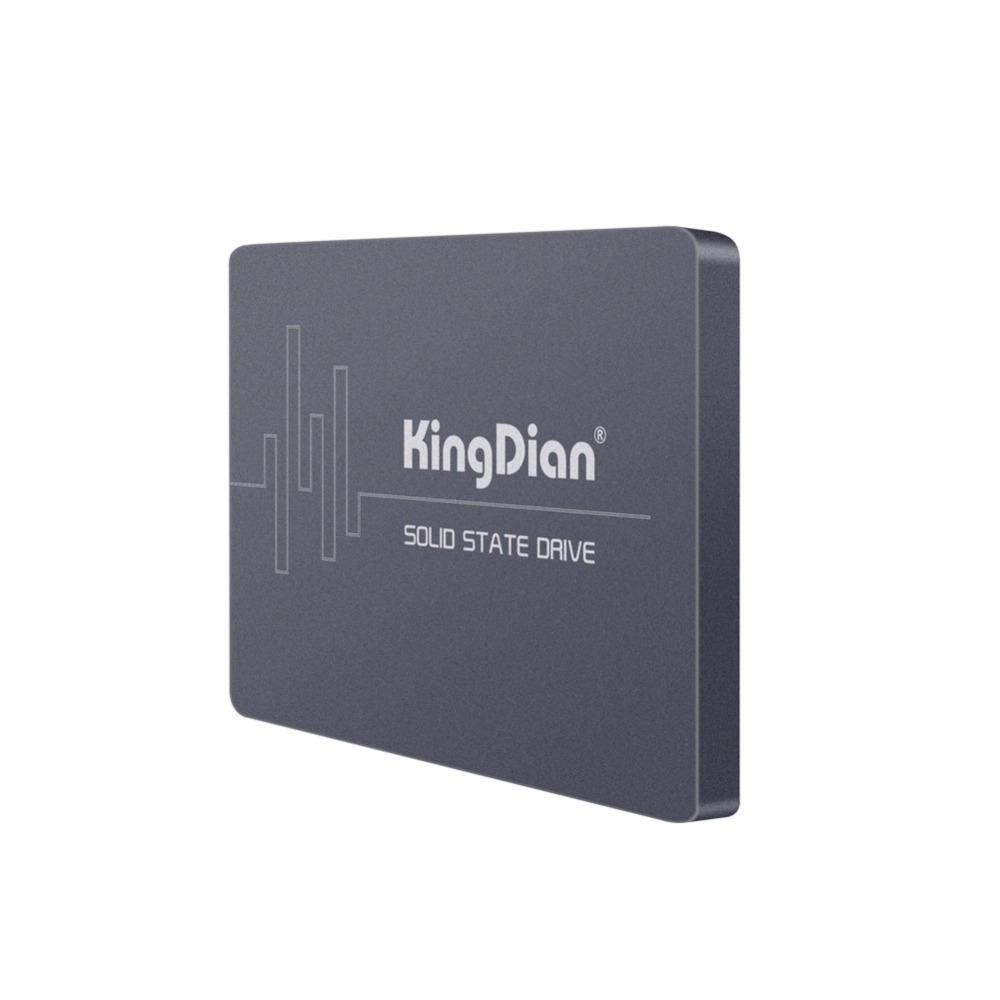 KingDian SSD 960 ГБ новый пункт SATA III 2,5 дюймов внутренний SSD до 519 МБ/с. читать и до 221 МБ/с. записи для