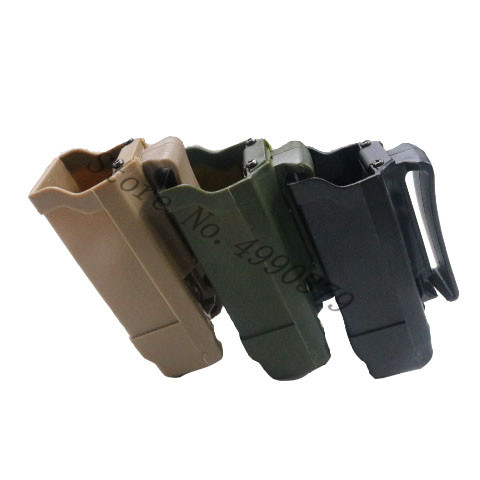 CQC Stack Magazine Holster Tactical Mag Holder for Glock 9mm Caliber Magazine or 1911 Caliber image