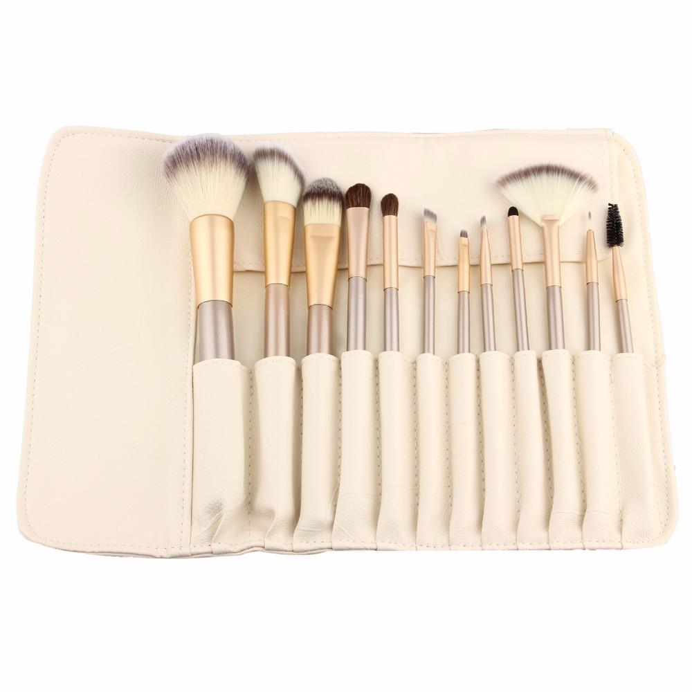 soft makeup large brush blush
