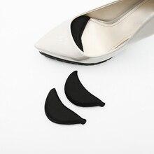 1 пара; губчатая вставка для стопы; вставка для носка; Половина стопы; Подушка против боли; большая обувь; носок спереди; длинный верх; наполнитель обуви; регулировка обуви; Новинка