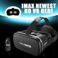 Новейшие Съемный Очистки VR BOX II 2.0 Google Картон IMAX 3D Очки + Bluetooth Геймпад Экологические Удобные Материалы