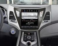 10.4 Tesla Type Android 7.1 6.0 Fit HYUNDAI ELANTRA / MD 2011 2012 2013 Car DVD Player Navigation GPS Radio 3G WIFI DVR CAMERA