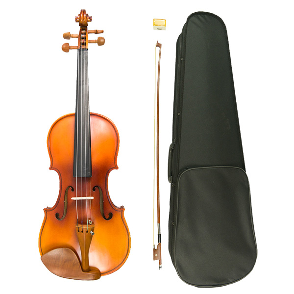 NAOMI Violin Full Size 4 4 Violin Fiddle Hard Solidwood W Case Bow Rosin Handmade Violin