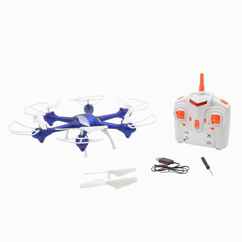 Alta calidad rc helicóptero rf604 2.4g 6-axes toys drone quadcopter radio contro