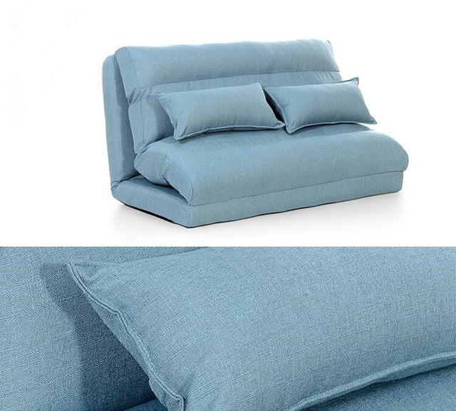 Tienda Online Japonés Muebles de salón 2 colores asientos de piso ...