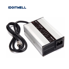 Professional Custom 48V 14S lithium battery charger 58.8V 3.8A Automatic li ion for