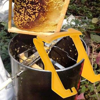 Soporte de plástico para abejas, estante de cubo de miel, soporte de...
