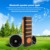 Nueva DCAE de Sonido Bluetooth Powerbank Banco de la Energía 5600 mAh Cargador de Batería Externo Portable para el teléfono móvil