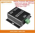 Fast Free Ship 2PCS NNZN-TCP232-600 RS485 serial port server 485 turn Ethernet MODBUS RTU turn TCP