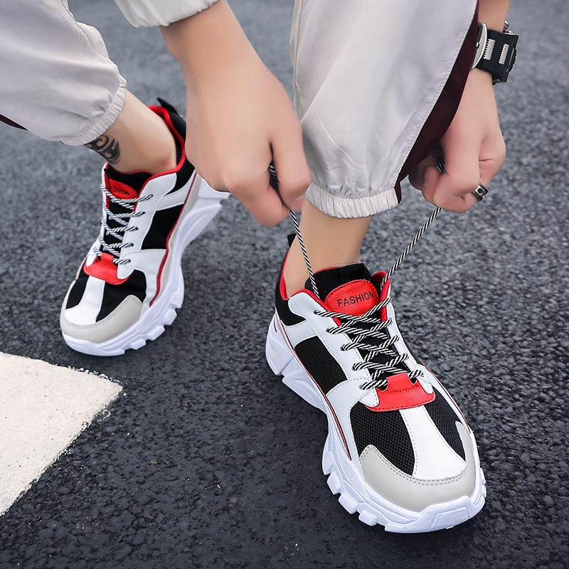 Official Genuine Men Sneakers Skateboarding Triple S 3.0 Ultras Massage Track Shoes 95 Trainers 97 Boost Paris Max Size 44(China)