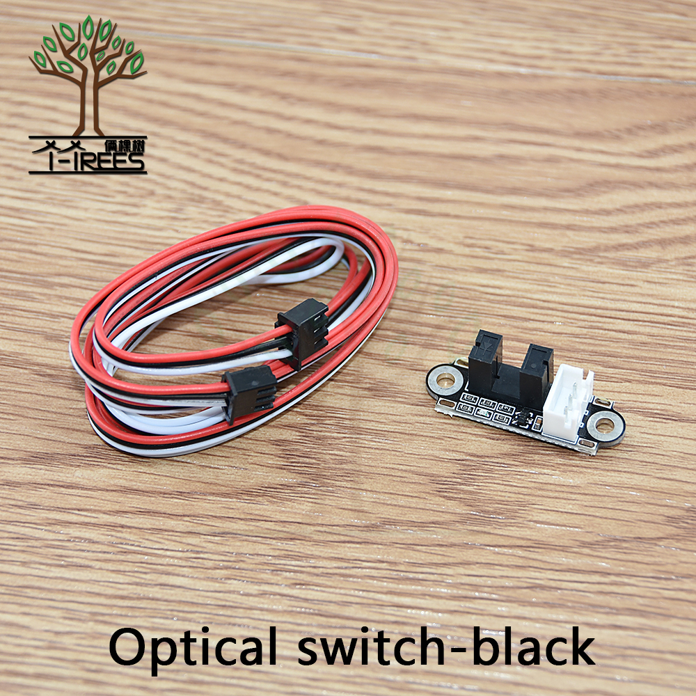6set/lot.Smart Electronics for 3D Printers RAMPS 1.4 Optical Endstop Light Control Limit Optical Switch
