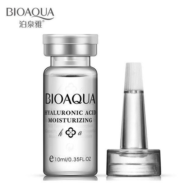 отзыв BIOAQUA Face Care Serum - сыворотка с гиалуроновой кислотой