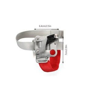 Image 4 - Lixada Außen Fuß Ascender Klettern Riser Bergsteigen Ausrüstung Seil Zugang Klettern Füße Ascender