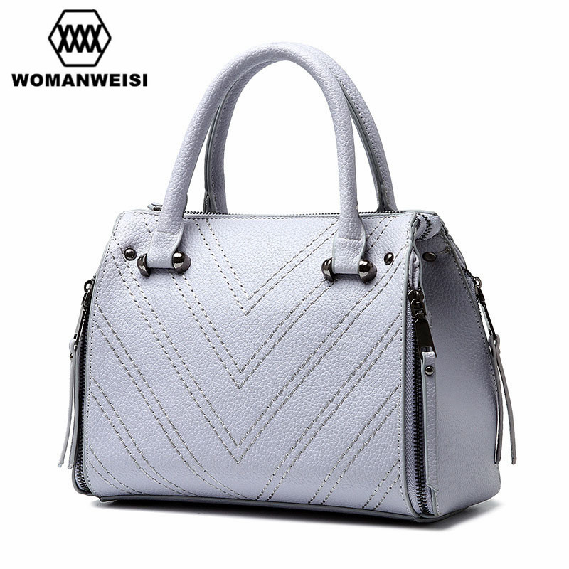 Luxury Handbags Women Bags Designer 2017 Fashion Ladies Cross-body Shoulder Messenger Bags sac a main Leather Female Kabelky