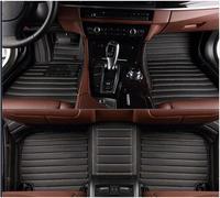 Good quality rugs! Custom special car floor mats for Mercedes Benz GLC 200 220d 250 250d 300 X253 2019 2015 waterproof carpets