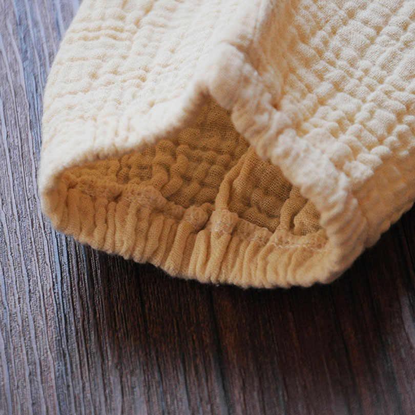 Lençóis de algodão Primavera Verão Outono Respirável Calças Das Meninas Dos Meninos Da Criança Do Bebê Crianças Calças Crianças 85-140cm Marca