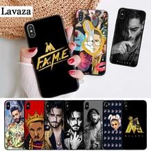 Lavaza Bunny Maluma Ozuna POP Rapper Silicone Case for iPhone 5 5S 6 6S Plus 7 8 11 Pro X XS Max XR maluma roma