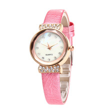 New 34 LadiesWatch Deluxe Gift Watch Fashion and generosity Waterproof Woman Quartz Reloj Mujer Relogio Feminino
