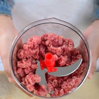 Multifunction Manual Food Processor For Kitchen Portable Blender Meat Grinder Vegetable Chopper Cutter Egg Blender For Household 3