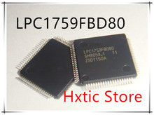 Free Shipping 10pcs lot LPC1759FBD80 LPC1759FBD LPC1759 LQFP80