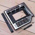 1 Набор 12 7 мм SATA Caddy SATA 3 0 2nd HDD Caddy для 2 5 ''SSD жесткий диск Корпус для ноутбука универсальный