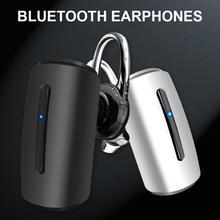 TWS Wireless Bluetooth 5.0 Stereo Earbuds Single Ear Earphone Car Business Gaming Headset
