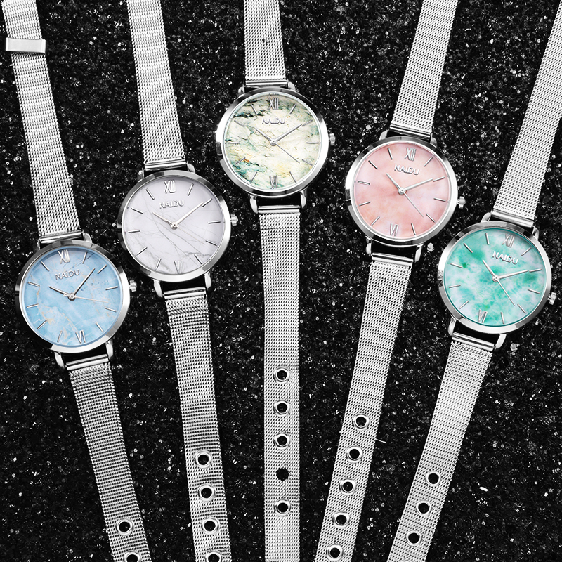 Ladies Watch Women Wrist Watches Women's Wristwatch Simple Designer Quartz Watches For Women Female Clock reloj mujer 2018 5