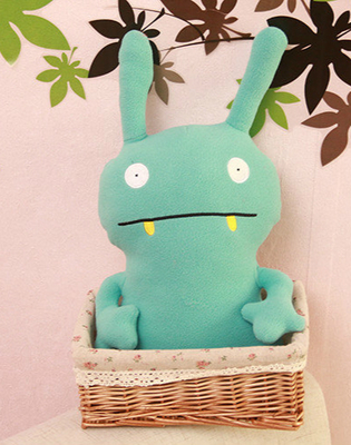 high quality soft plush toy cute ugly doll 70cm toy doll Christmas birthday gift ,d1107 cute insect doll toy