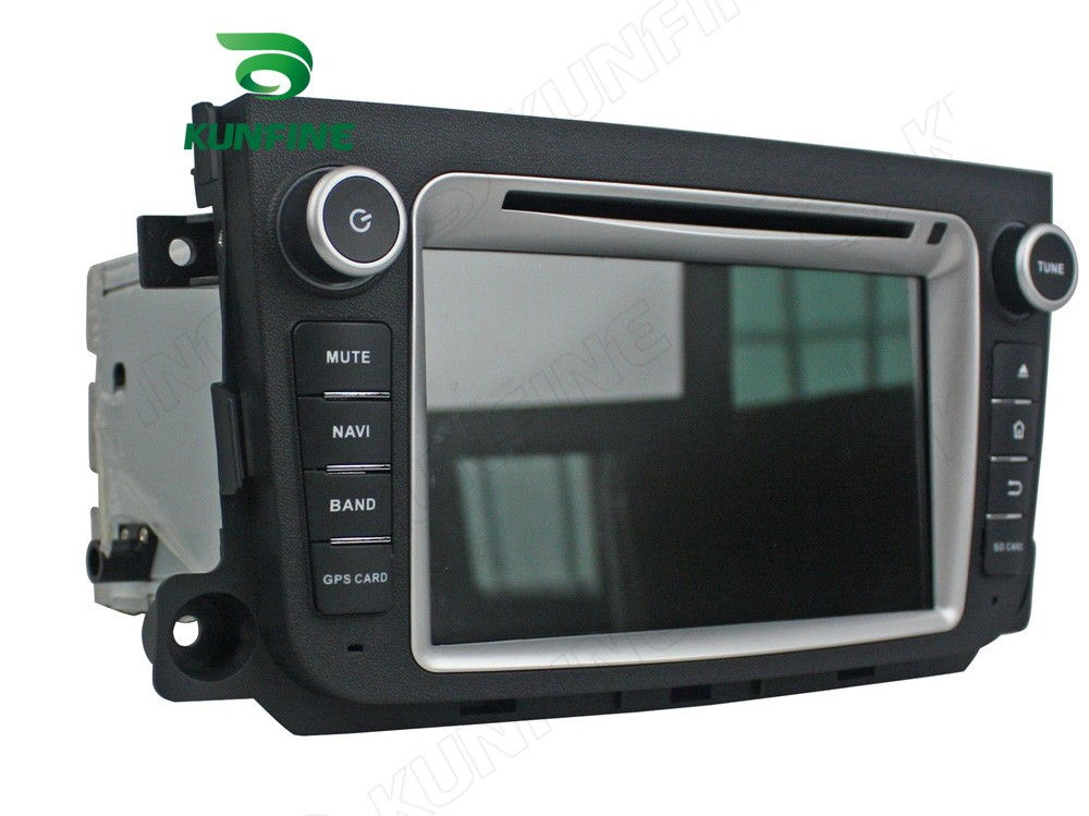 Car dvd GPS Navigation player for BENZ SMART C