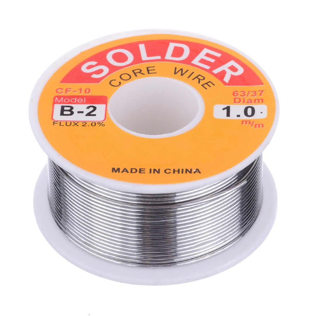 Business & Industrial 1.0mm 63/37 50g Rosin Core Solder Tin Lead ...