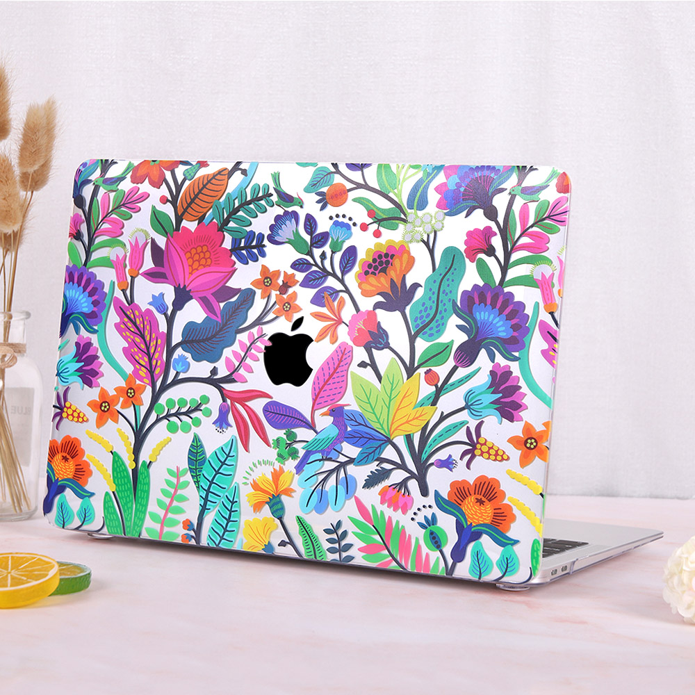 Floral Case for MacBook 143