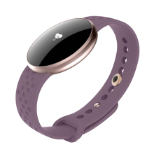 Womens Smart Watch für iPhone Android Phone mit Fitness-Schlaf-Überwachung Wasserdichte Remote-Kamera GPS Auto Wake Screen