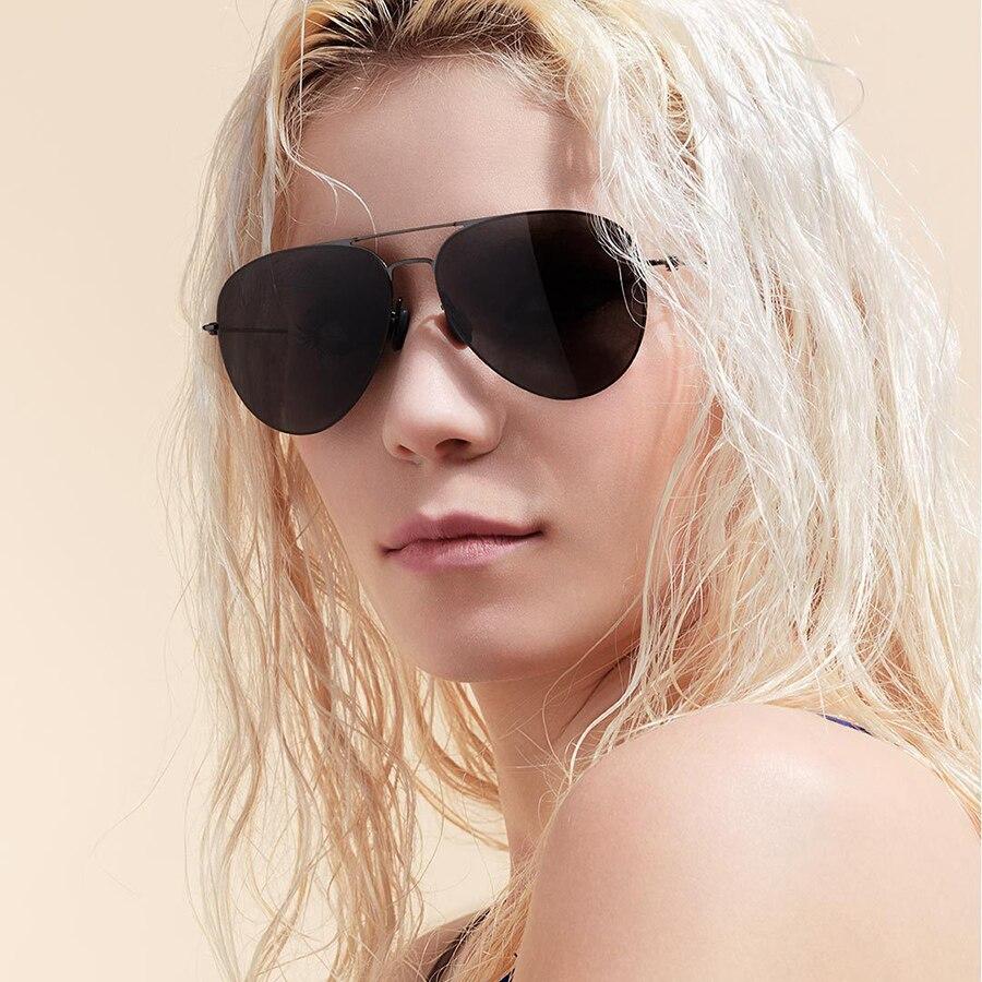 Xiaomi Mijia Turok Steinhardt TS Driver SunglassesTS Nylon Polarized Stainless SunGlass UV400 for Travel Driving unisex H20 (6)