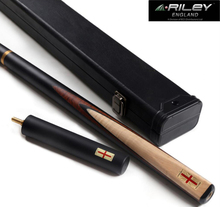 RILEY RES-400 3/4 Snooker Cue Designed For Athlete High-end Billiard Cue Kit Stick with RILEY Case with Extension 9.5mm Deer Tip original riley slghtrlght rsr 9e snooker cue high end billiard cue kit stick with case with riley extension 9 5mm tip snooker