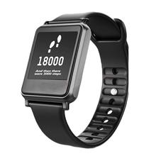 Iwown i7บลูทูธ4.0 w earable smart watch h eart rate monitorข้อความสำหรับiphone samsung xiaomi huawei a ndroid smartwatch