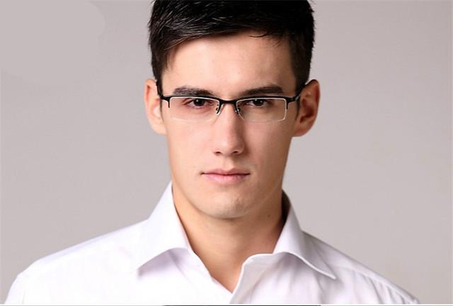 Pure Titanium моды кадр очки мужчин очки рамки рецепту очки оригинальные óculos де грау очки кадр очки