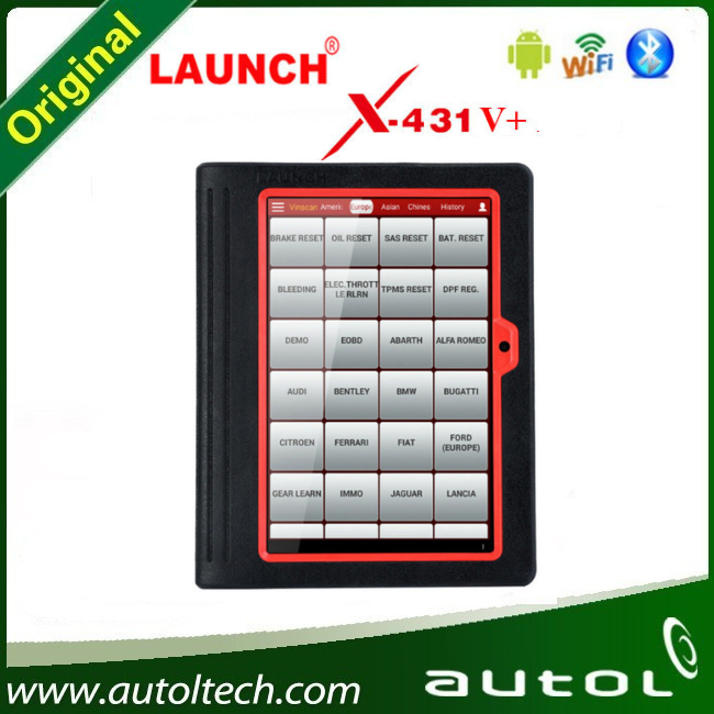 2017 Top Rated Original Launch X431 V Wifi Bluetooth Global Version Full System Scanner Multi language