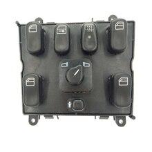 Entrega rápida Interruptor de La Ventana Eléctrica para el Benz W163 ML320 ML430 1638206610 03751566