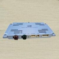 IOS Điện Thoại Carlife Mirrorlink Hộp cho Mercedes Benz NTG4.5 hỗ trợ USB Video Chơi Trực Tuyến Navigation Quỹ Đạo Đảo Chiều