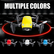 S9HW Mini Drone With Camera HD S9 No Camera Foldable RC Quadcopter Altitude Hold Helicopter WiFi FPV Micro Pocket Dron toy wifi pocket drone protective border fpv quadcopter mini foldable rc drone camera hd helicopter kids youth adult christmas toy