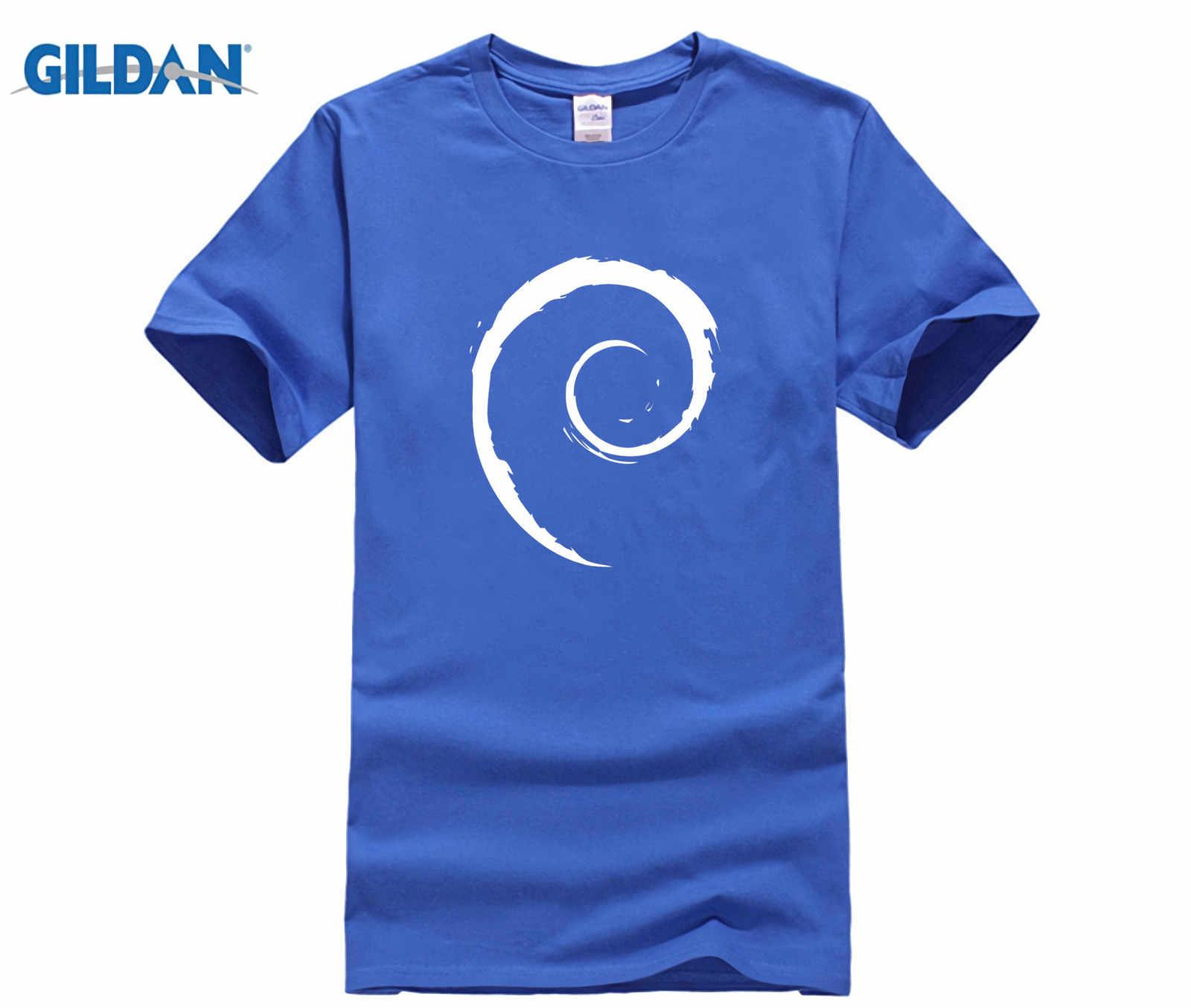 Chemise programmeur informatique tee SHIRT Debian Linux