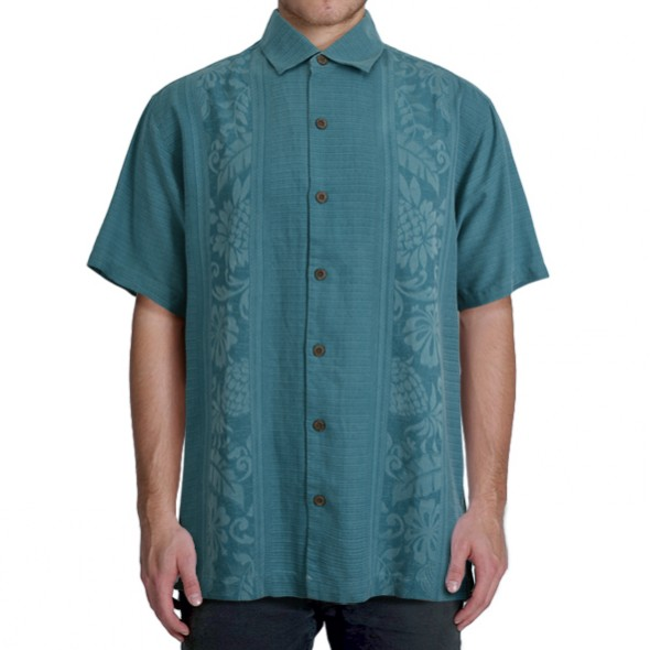 multiple-color-silk-Jacquard-luxury-men-shirt-loose-big-size-Europe-size-camisa-chemise (1)_conew1