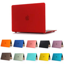 Rubberized Translucent Hard Case for 2015 New MacBook 12 Retina Display A1534