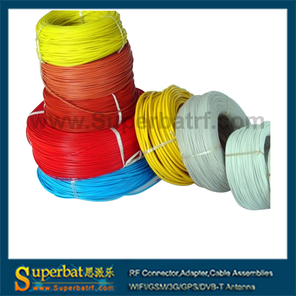 Superbat 10 meters UL 1007 24AWG Hook up Wire different types of ...