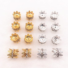 US $2.44 21% OFF|50pcs 6/8/10mm Handmade Alloy Spacers Crystal Rhinestone Spacer Beads DIY Jewelry Making For Bracelet-in Jewelry Findings & Components from Jewelry & Accessories on Aliexpress.com | Alibaba Group